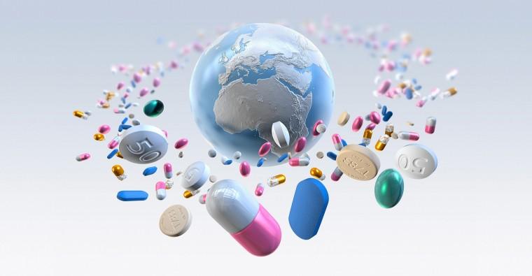 pharma-exports