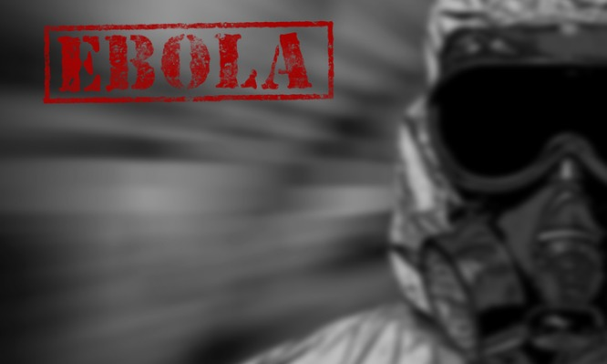 red-word-ebola-on-black-and-white-background-illustration-id521386259