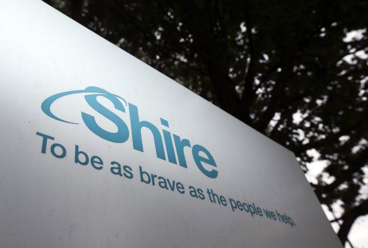 Shire Plc's U.K. Offices As Drugmaker Rejects Abbvie Inc.'s $46.5 Billion Offer