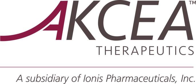 Ionis Pharmaceuticals Akcea Logo