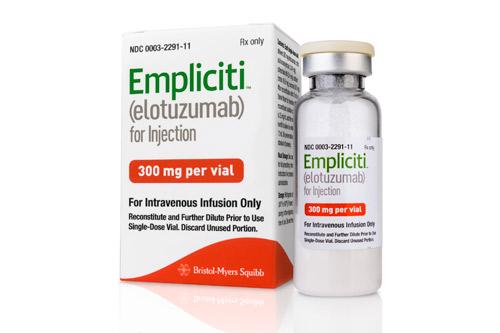 BMS_Bristol_Myers_Squibb_Emplicitis_elotuzumab