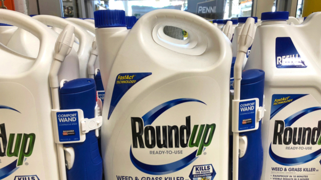 Second Lawsuit Alleging Bayer's Roundup Led to the